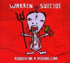 WARREN SUICIDE - REQUIEM FOR A MISSING LINK  CD NEU