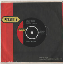 "JOHNNY Keating-CARLOS tema 7"" SINGLE 1964"