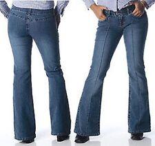 Angels Back Pocketless Jean