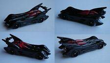 Hot Wheels - Batmobile schwarz Batman