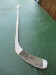 """Vintage Wooden 49"""" Long Hockey Stick SHER-WOOD KAY BOURQUE"""