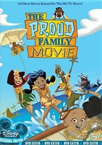 The Proud Family Movie (DVD Video)