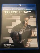 The Bourne Legacy (Blu-ray/DVD, 2012, 2-Disc Set, Includes Digital Copy...