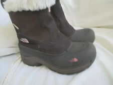 THE NORTHFACE GIRLS ANKLE BOOTS, SIZE 4M