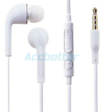 Stereo Earphone w/Mic for Samsung Galaxy S7 edge S6 A 7 8 9 J 7 5 3 Prime S5 Neo