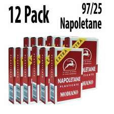 12 PACK Italian Regional Playing Cards : Modiano Napoletane 97/25