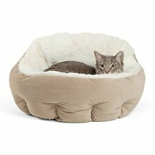Best Friends by Sheri OrthoComfort Deep Dish Cuddler - Self-Warming Cat and Dog