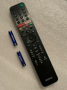 OEM Remote - Sony RMF-TX500U for Select Sony TVs  (USED)