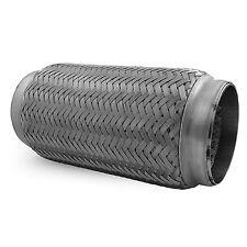 108x320 mm in acciaio inox flessibile flessibile tubo di scarico Flexstück Tubo Ø 108*320 mm