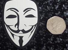 Anonymous Máscara-Coche Portátil Patineta PVC VINILO STICKER insignia de van