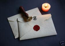Harry Potter Hogwarts Acceptance Letter CUSTOM NAME | Personalized Letter Order