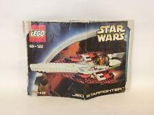 Lego Star Wars 7143 Jedi Starfighter * Instruction Manual Only