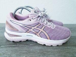 Asics Gel-Nimbus 22 Women's FlyteFoam Rose Pink Athletic Shoes Size US 10.5
