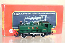 HORNBY R041 GW GWR 0-6-0 CLASS 57XX PANNIER TANK LOCO 8751 GLOSS MINT BOXED ng