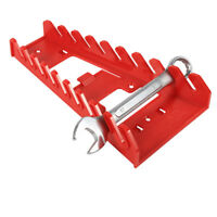 Plastic Wrenches Spanner Rack Organizer Holder Wrench Keeper Storage Tool Box SS