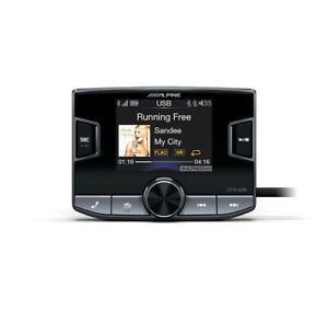 Alpine UTX-A09 Hi-Res Audio Digital Media Receiver