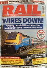 Rail Magazine. Issue 832  August 2 2017. Best News, Comment & Analysis. 96 Pages