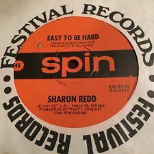 """KEITH GLASS & SHARON REDD - - Rare 1969 Australian SPIN 7"""" Harry M Miller HAIR"""