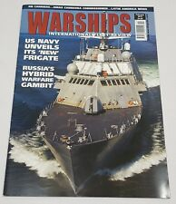 Warships International Fleet Review Magazine Back Issue February 2015