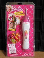 Barbie Beader -1 Beader ,90 Beads-10 Clasps-1 Pouch-Brand New