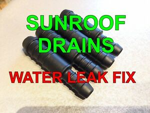 Rover 75 & MG ZT Saloon & Tourer Sunroof drain water leak repair kit