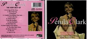 PETULA CLARK - THE VERY BEST OF... (CD)