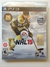 NEW PS3 NHL 15 2015 Sony PlayStation 3 EA Sports Hockey Video Game