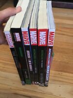 Avengers TPB Lot of 6 Marvel Comics Epic Collection Masterworks