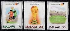 Malawi postfris 1982 MNH 380-382 - WK Voetbal Spanje '82 (p284)