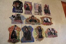 Chronicles of NARNIA - Prince Caspian Lion Witch Wardrobe STICKER - Lot of 11