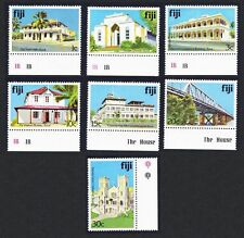 Architecture Fijian Stamps (1967-Now)