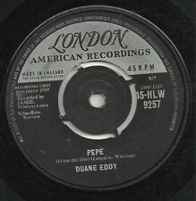 DUANE EDDY - PEPE / LOST FRIEND - LONDON AMERICAN 1960 - ORIGINAL ROCK 'N' ROLL
