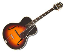 Epiphone MasterBilt Century Classic DeLuxe Arch-top VS Acoustic Electric Guitar