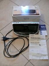 Radiowecker Sony Dream Machine ICF- C492 mit großen Zahlen in Originalverpackung