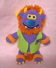 "RARE Vintage 90's 1999 Rumpus Monster In My Closet Plush Stuffed Animal Toy 16"""