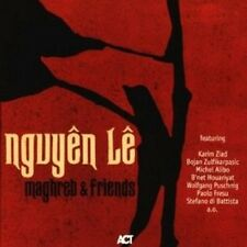 "NGUYEN LE ""MAGHREB & FRIENDS""  CD NEU"