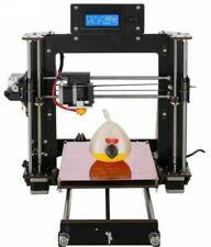 3D Printer Prusa i3 Reprap MK8 DIY Kit Heatbed LCD Controller PLA Filament