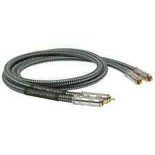 GOLDKABEL Ouverture Cinchkabel RCA cable Audio OCC Stereoplay Highlight 2x 1,0 m