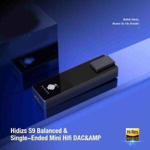 HiRes Amplifier HiFi Decoding USB TYPE C DAC To 3.5&2.5MM Adapter DAC Amp PC Kit