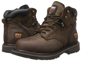 TIMBERLAND TB033034214W PIT BOSS Mn`s (W) Gaucho Oiled Nubuck/Leather Work Boots