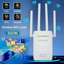 AC1200 WiFi Repeater Wireless 300M Extender Router Dual Booster Band Gigabit