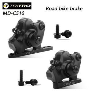 TEKTRO MD-C510 Road Bike Disc Brake Mechanical Flat Mount Caliper