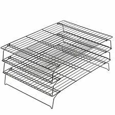 NEW Wilton 3-Piece Mega Stacking Cooling Rack Set, 20 x 14-Inch