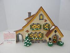 Dept 56 The Original Snow Village Carmel Cottage #54666 Never Displayed