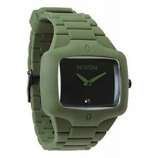 Nixon Rubber Player Watch (Matte Black / Surplus)