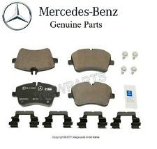 Mercedes W203 C230 C240 Front Brake Pad Set Genuine 005 420 62 20
