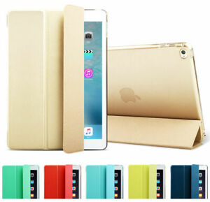 Apple iPad Air Air 2 compatible Magnetic Pu Leather Smart Case Cover Stand