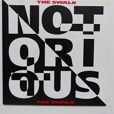 NOTORIOUS The swalk 9031 72417 7 WE 171 Discothèque RTL
