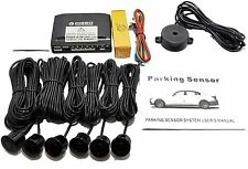 Sports Imports SB301-6 6 Sensor, 2 Front/4 Rear, No Display Parking Sensor Kit