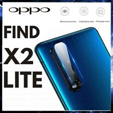 For OPPO FIND X2 LITE CAMERA LENS PROTECTOR REAR TEMPERED GLASS BACK CLEAR FILM
